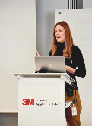 3M @ International Women's Day
