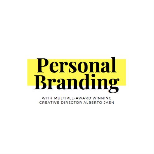Personal Branding Online Workshop