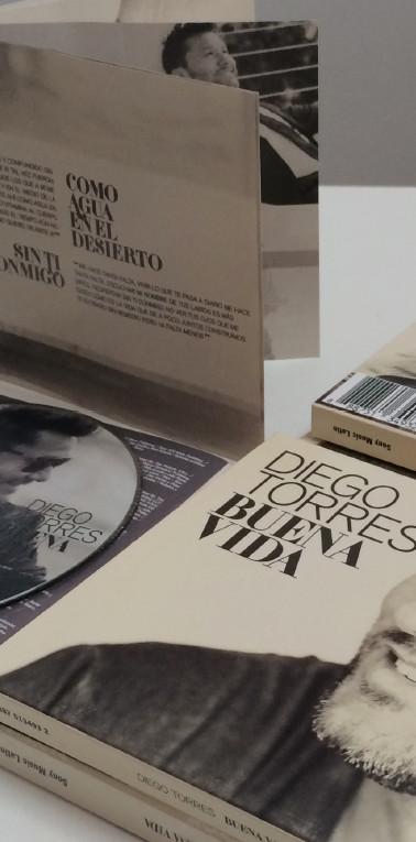 Diego Torres Album