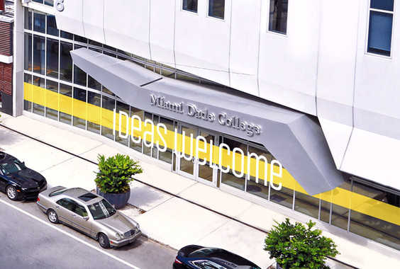 THE IDEA CENTER by Miami Dade College