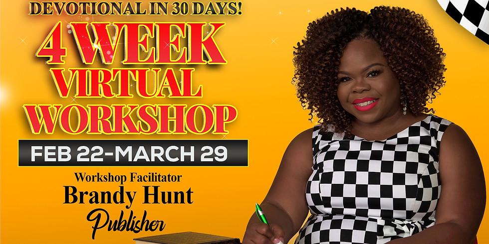 30 Day Devotional in 30 Days