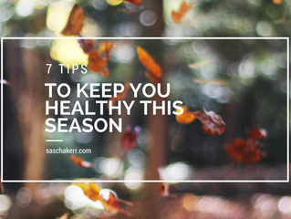 7 Tips to Keep You Healthy This Season