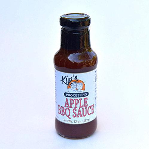 Apple BBQ Sauce
