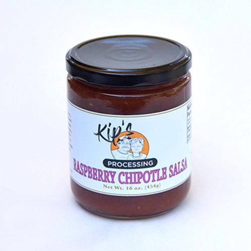 Raspberry Chipotle Salsa