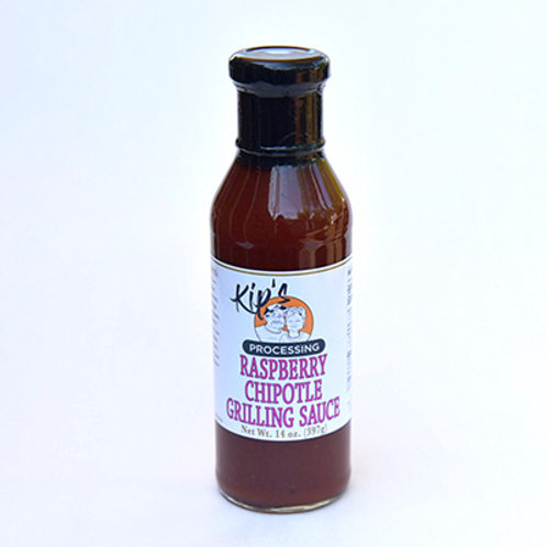 Raspberry Chipotle Grilling Sauce