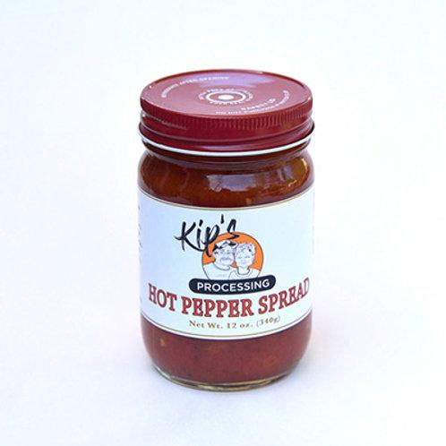 Hot Pepper Spread