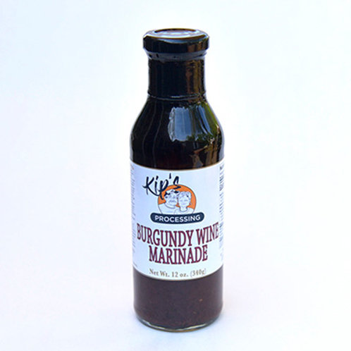 Burgundy Wine Marinade