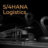 S/4HANA Logistics