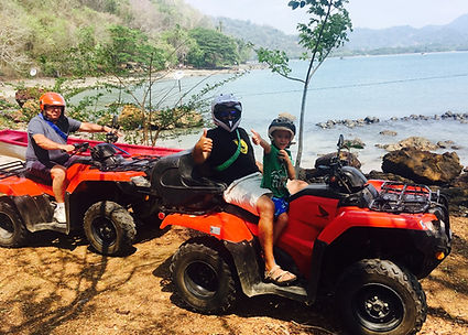 Pura Vida Expeditions-ATV Adventure