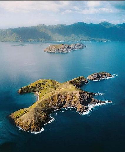 Islands in Costa Rica
