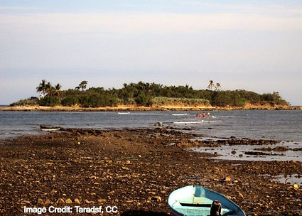 Cabuya Island, Costa Rica