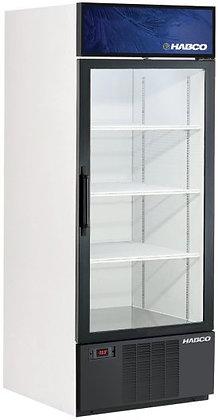 HABCO 1 Door Glass Freezer