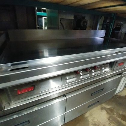 Lang Electric Chrome Griddle