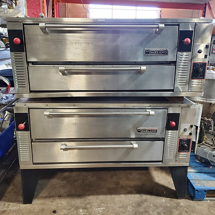 Garland Pizza Ovens