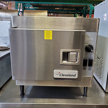Cleveland 21CET8 Countertop Steamer