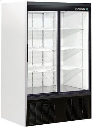 Habco 2 Door Sliding Glass Cooler