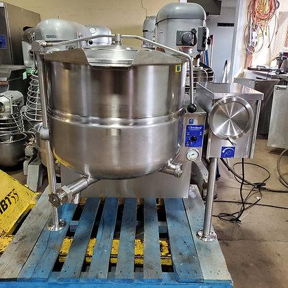 Cleveland 40 Gallon Gas Tilting Steam Kettle
