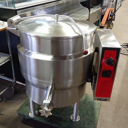 VULCAN 20 Gallon Steam Kettle