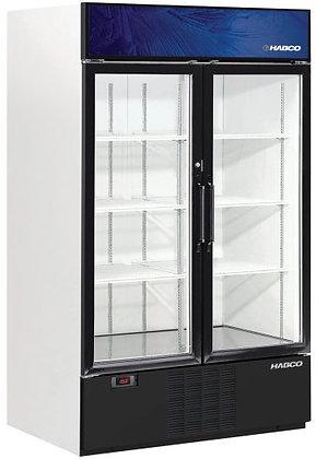 HABCO 2 Door Glass Freezer