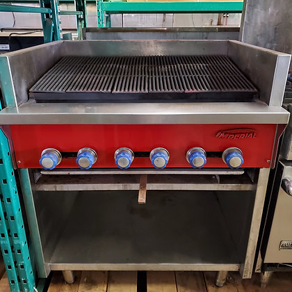 """Imperial 36"""" Radiant Charbroiler"""