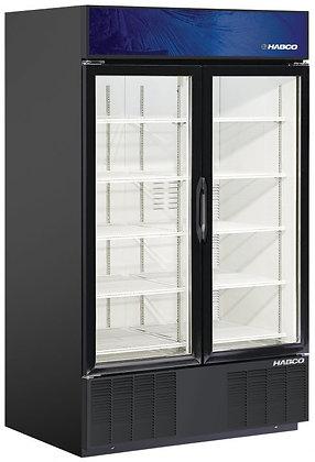 Habco 2 Door Swing Glass Cooler
