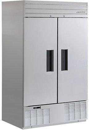 Habco 2 Door Stainless Steel Cooler