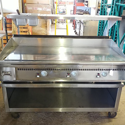 SOLD Keating Miraclean Chrome Griddle