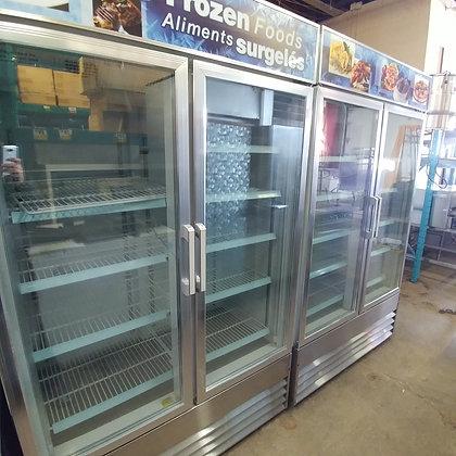 Two-door freezer