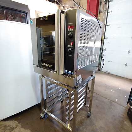 Turbofan Gas Convection Oven