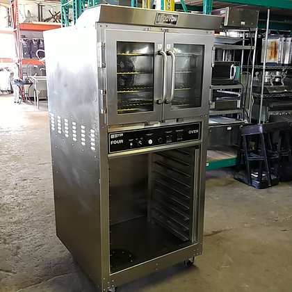Doyon JET-AIR Convection Oven w/ Cabinet