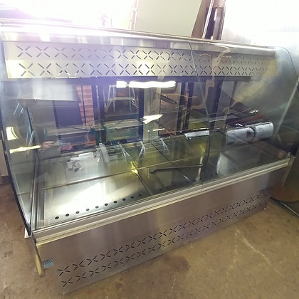 SOLD - Refrigerated display case