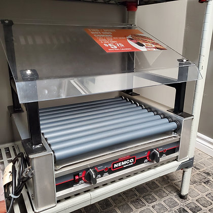 Nemco Hot Dog Grill