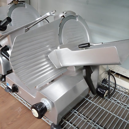 "Omcan 12"" Meat Slicer"