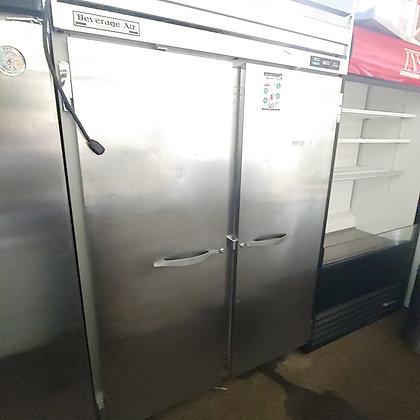 Beverage Air 2 Door Freezer