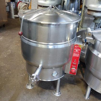 Crown 30 Gallon Steam Kettle