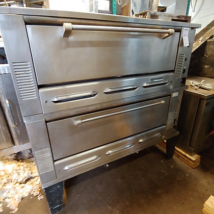 Garland Double Deck Pizza Ovens