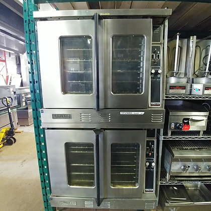 [SOLD] Double Deck Garland Convection Oven