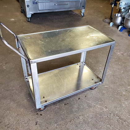Stainless Steel Service Cart