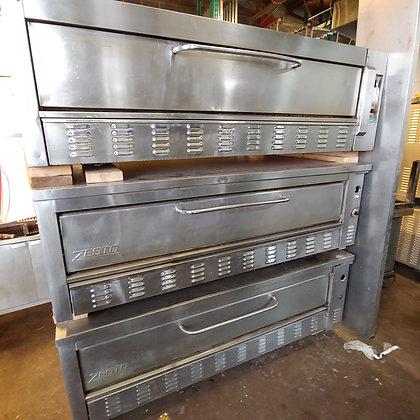 Zesto Pizza Ovens