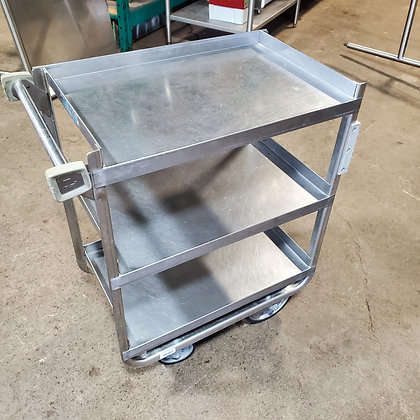 Small Metal Service Cart