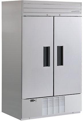 Habco 2 Door Stainless Steel Freezer
