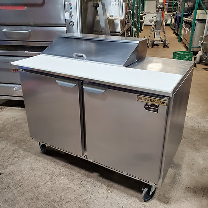 "Beverage Air 48"" Sandwich Table"