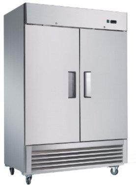"""54"""" 2 Door Cooler"""