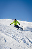 Find the best slopes in Les Arcs