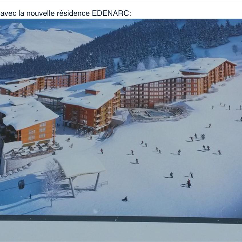 Edenarc lift