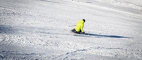 Les Arcs ski lessons, more than just follow me