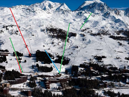 What's new in Les Arcs for winter 2015/2016