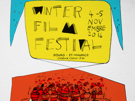 Winter Film Festival Les Arcs / Bourg Saint Maurice