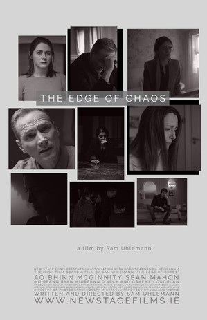 Film Poster THE EDGE OF CHAOS