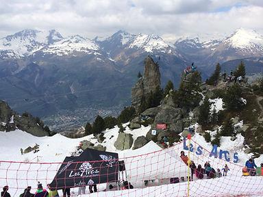 Information on Les Arcs, Arc 1800, Arc 2000, Peisey, Vallandry, Nancroix ski resorts